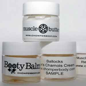 muscle - Free Podium Skincare Muscle Butter Sample