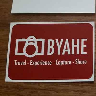 byahe - Free Byahe Stickers