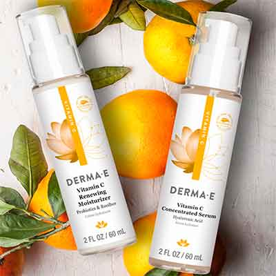 derma - Free Renewing Serum & Moisturizer