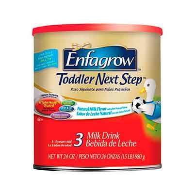 enfagrow - Free Baby Food