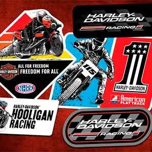 harley - Free Harley Davidson Stickers