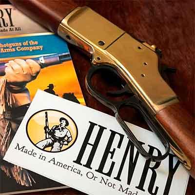 henry - Free Sticker Henry Made in America