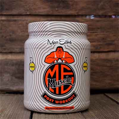 maxeffort - Free Muscle Supplement