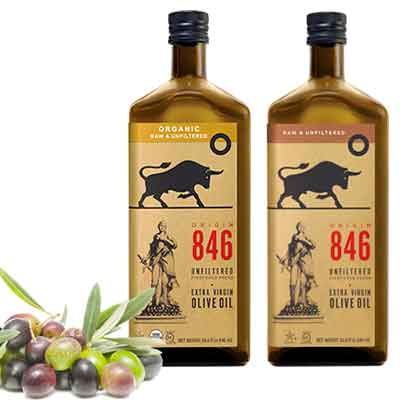 846 - Free Olive Oil From Origin 846