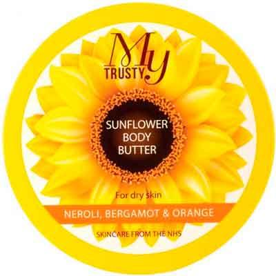 Mytrusty - Free Sunflower Body Butter