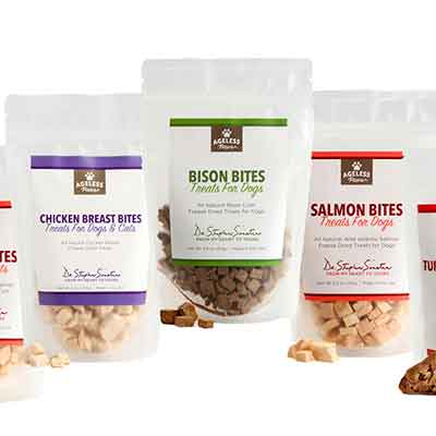 ageless - Free Freeze Dried Cat or Dog Treats