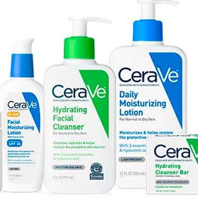 cerave - Free Skincare Samples