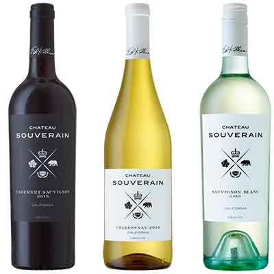 chateau - Free Personalized Wine Labels