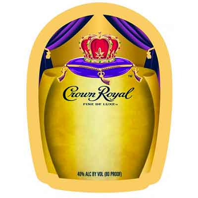 crownroyal - Free Gift Labels