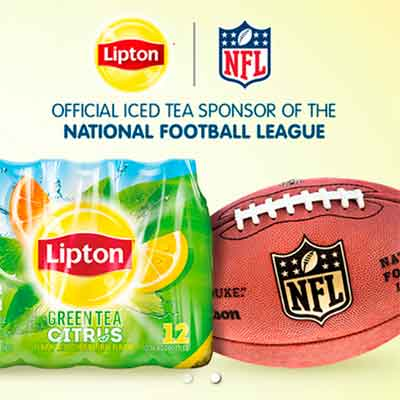 lipton - Free Lipton Homegating Party Kit