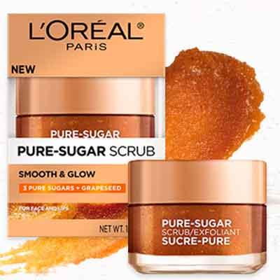 loreal3 - Free Pure-Sugar Scrub From L'Oreal
