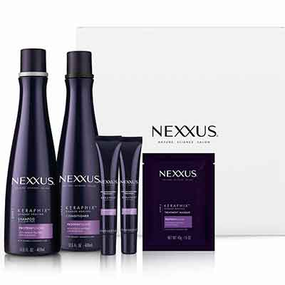 nexxus - Free Shampoo and Conditioner