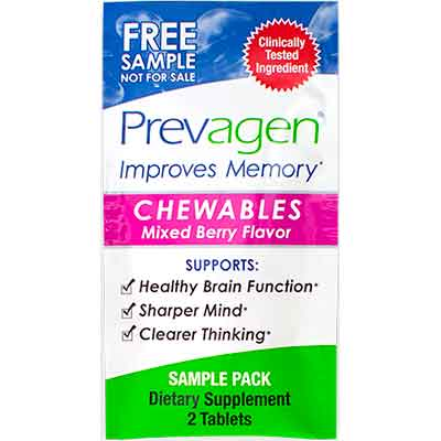 prevagen - Free Memory Supplement From Prevagen