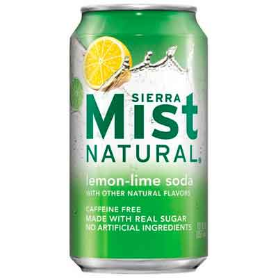 sierra - Free 12 oz Sierra Mist