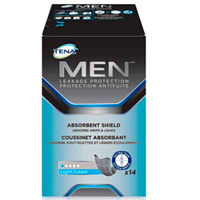 tena - Free Tena Men Incontinence Guard & Underwear