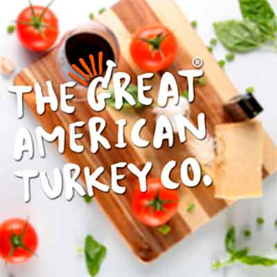 turkey - Free Great American Turkey Co Gear and More for Referring Friends