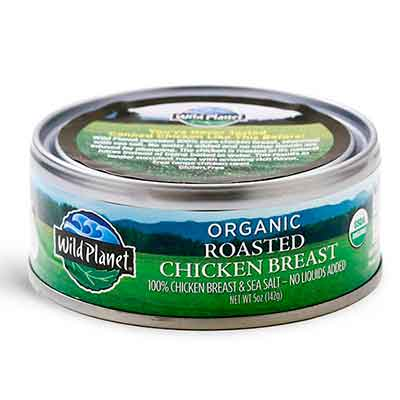 wildplanet - Free Organic Roasted Chicken Breast