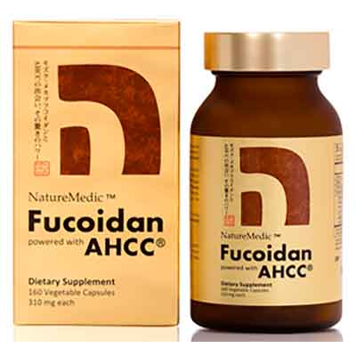 fucoidan 1 - Free NatureMedic Fucoidan