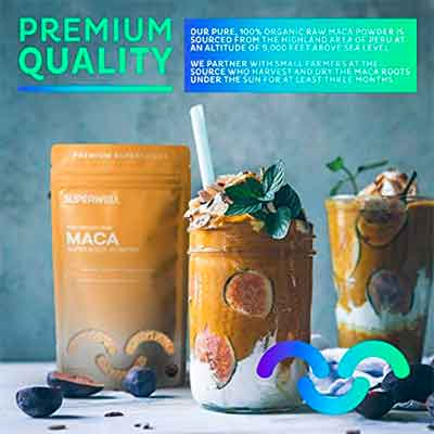 maca - Free Organic Maca From Superwell