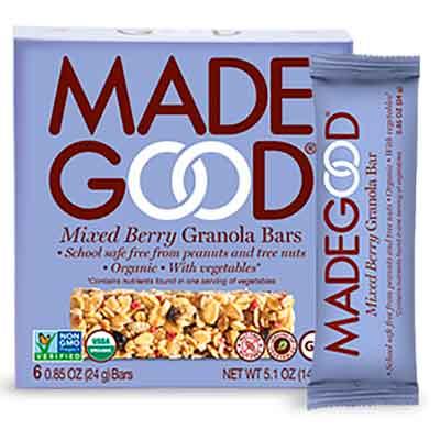 madegood - Free MadeGood Granola Bars