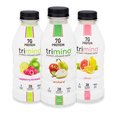 trimino - Free Trimino Protein Infused Water