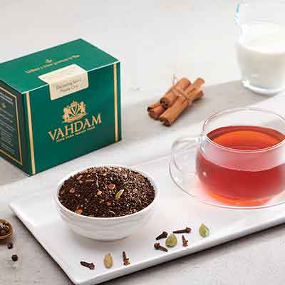 vahdam 1 - Free Tea From Vahdam