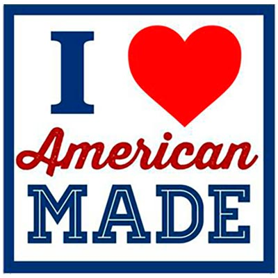 "I Love American Made Sticker - Free ""I Love American Made"" Sticker"