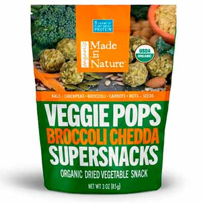 Veggie - Free Veggie Pops Snacks