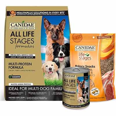 canidae - Free Canidae Dog Food Sample