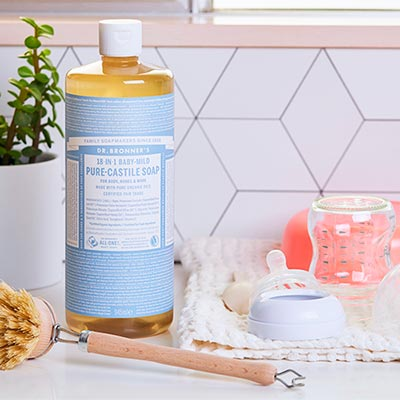 drbronner - Free Liquid Soap From Dr. Bronner's