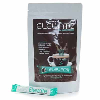 elevate - Free Smart Coffee Sample