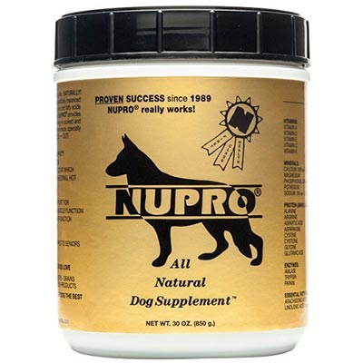nupo - Free Pet Supplements