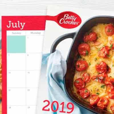 Calendar - Free 2019 Calendar Giveaway