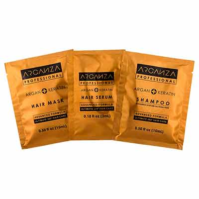 aganza - Free Professional Hair Care Samples