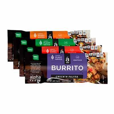 burito - Free Alpha Burritos