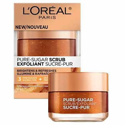 free loreal scrub sample - FREE L'Oreal Scrub Sample