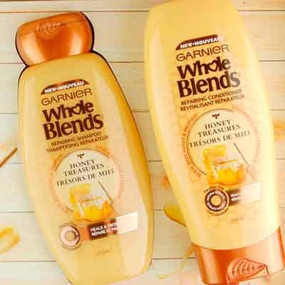garnier3 - Free Shampoo Garnier Whole Blends