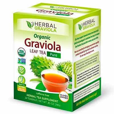 graviola - Free Herbal Leaf Tea