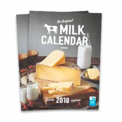 milkcalendar - Free 2019 Milk Calendar
