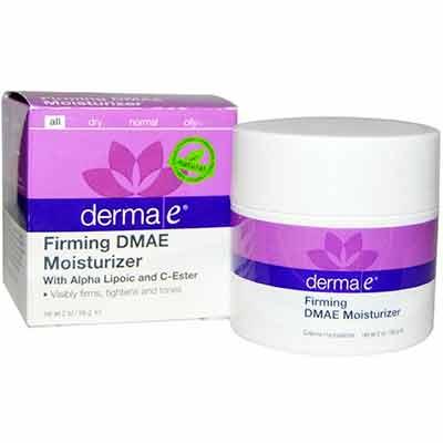 free derma e firming dmae moisturizer - Free Derma E Firming DMAE Moisturizer