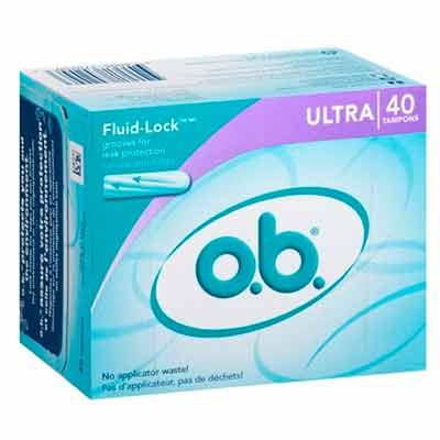 free o b tampons - Free O.B. Tampons