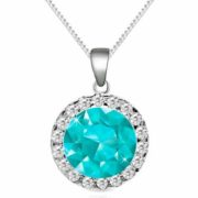 free sterling silver coloured cz necklace 180x180 - FREE Sterling Silver & Coloured CZ Necklace