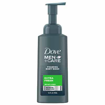 free dove mencare instant foaming body wash chatterbox - Free Dove Men+Care Instant Foaming Body Wash Chatterbox