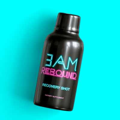 free 3am rebound hangover recovery shots - Free 3AM Rebound Hangover Recovery Shots