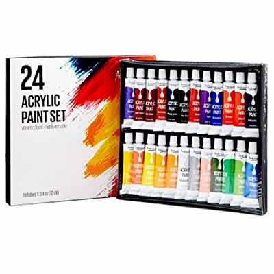 free acrylic paint set - Free Acrylic Paint Set