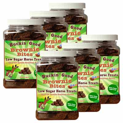 free brownie bites low sugar horse treat sample - Free Brownie Bites Low Sugar Horse Treat Sample