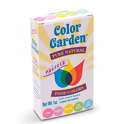 free color garden pure natural food colors - Free Color Garden Pure Natural Food Colors