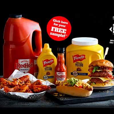 free sample franks original cayenne pepper sauce or classic mustard - Free Sample Frank's Original Cayenne Pepper Sauce or Classic Mustard