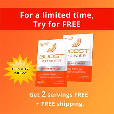 free sample of boost power - Free Sample of Boost Power