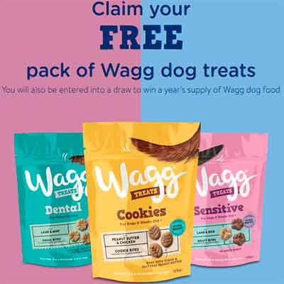 free wagg dog treats - Free Wagg Dog Treats